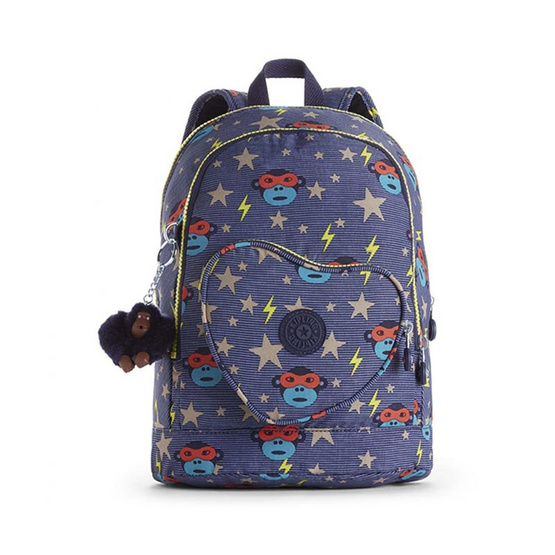 กระเป๋า Kipling Heart Backpack - ToddlerHero [MCK2108626B]