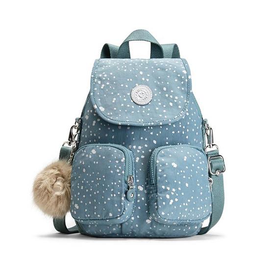 กระเป๋าเป้ Kipling Firefly UP - Silver Sky [MCK2351252G]