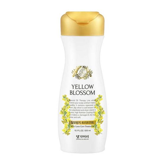 Daeng Gi Meo Ri ทรีทเม้นท์ Yellow Blossom Anti Hair Loss Treatment 300 ml