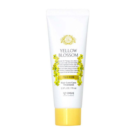 Daeng Gi Meo Ri ทรีทเม้นท์ Yellow Blossom Anti Hair Loss Treatment 70 ml