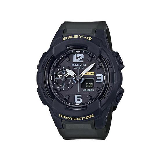 CASIO Baby-G นาฬิกาข้อมือ รุ่น BGA-230-3BDR