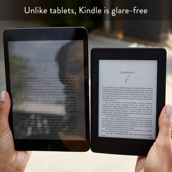 Amazon เครื่องอ่านหนังสือขนาดพกพา Kindle Paperwhite 10th 8GB