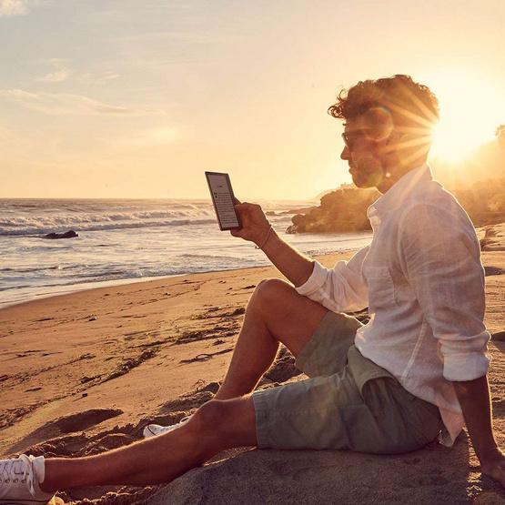 Amazon เครื่องอ่านหนังสือขนาดพกพา Kindle Oasis 8GB