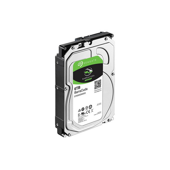 "Seagate BarraCuda Compute HDD 3.5"" 5400 RPM 256MB SATA 6GB/s (ST6000DM003) 6TB"