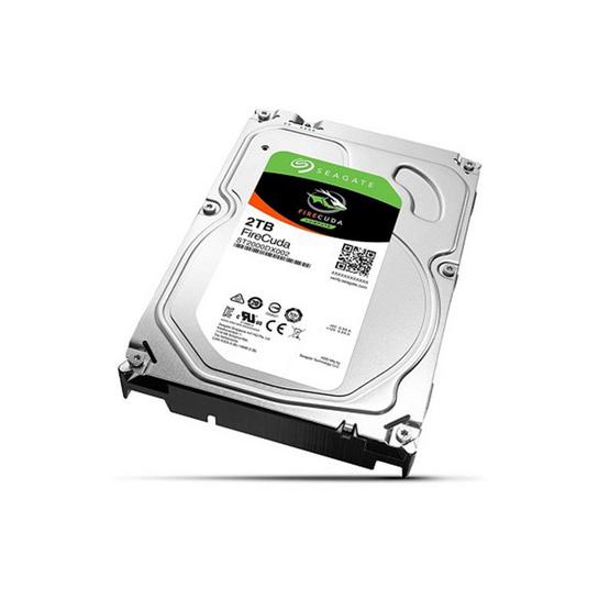 """Seagate FireCuda Compute SSHD 3.5"""" 7200 RPM 64MB SATA 6GB/s (ST2000DX002) 2TB"""