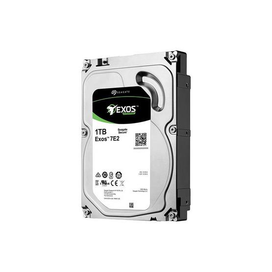 "Seagate Exos 7E2 HDD 512N 3.5"" 7200 RPM 128MB SATA 6GB/s (ST1000NM0008) 1TB"