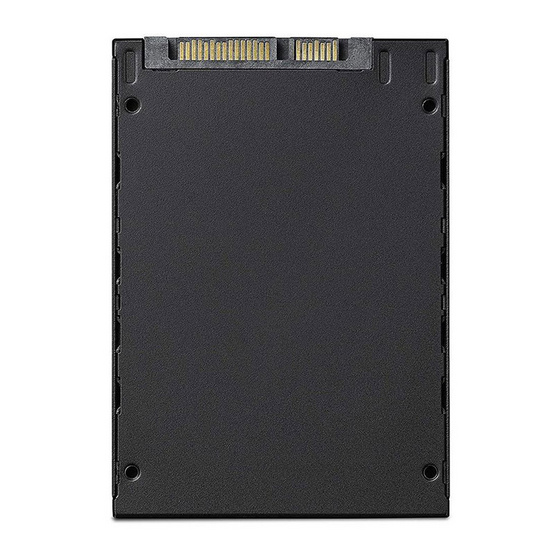 "Seagate BarraCuda SSD 2.5"" Read/Write 560/540 Mb/s SATA 6GB/s (STGS1000401) 1TB"
