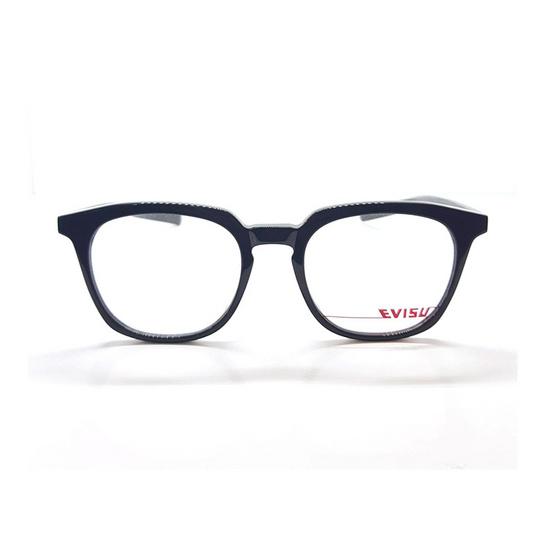 EVISU กรอบแว่นตา eyewear 1067 รหัสสี 1 สีดำเงา