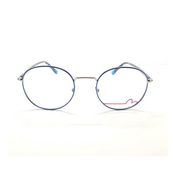 EVISU กรอบแว่นตา eyewear 1019 รหัสสี 2 สีน้ำเงินเงา