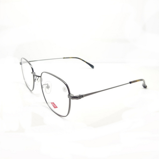 Leecooper กรอบแว่นตา 3220 รหัสสี c2d สีเงินเข้มเงา