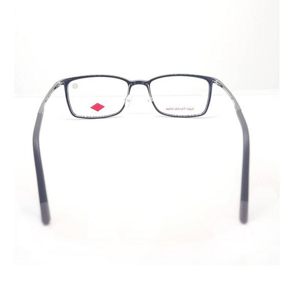 Leecooper กรอบแว่นตา 1774 รหัสสี 1 สีดำเงา
