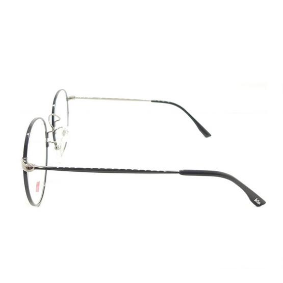 Leecooper กรอบแว่นตา fm7110 รหัสสีc12l/1 สีดำเงา