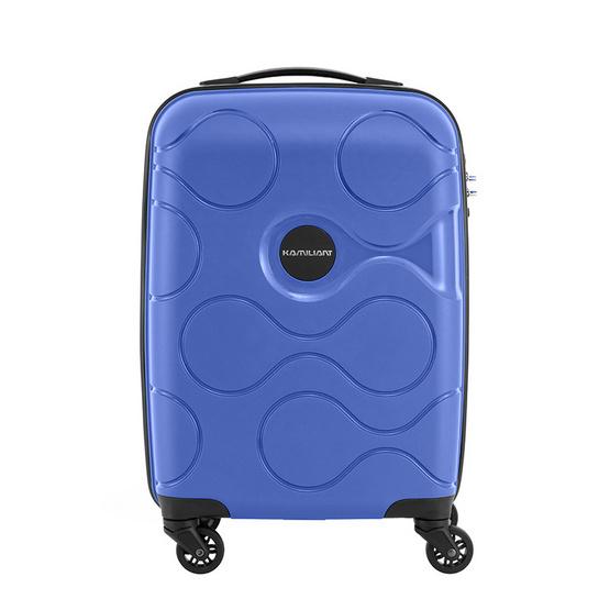 KAMILIANT กระเป๋าเดินทาง รุ่น MAPUNA ขนาด 20 นิ้ว SPINNER 55/20 TSA สี DARK LAVENDER