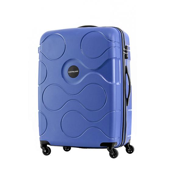 KAMILIANT กระเป๋าเดินทาง รุ่น MAPUNA ขนาด 28 นิ้ว SPINNER 77/28 TSA สี DARK LAVENDER