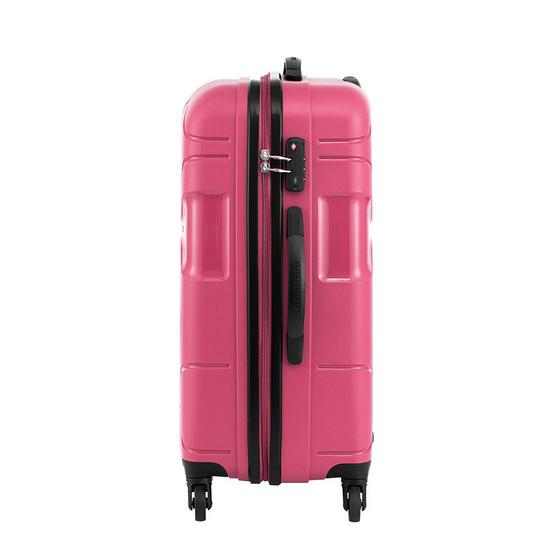 KAMILIANT กระเป๋าเดินทาง รุ่น MAPUNA ขนาด 24 นิ้ว SPINNER 67/24 TSA สี FRESH PINK