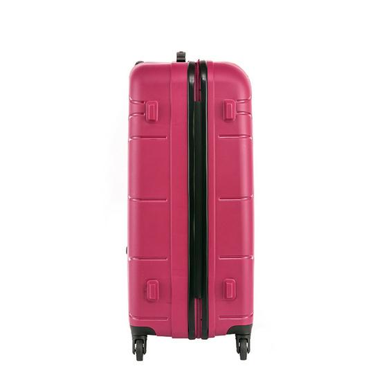KAMILIANT กระเป๋าเดินทาง รุ่น MAPUNA ขนาด 28 นิ้ว SPINNER 77/28 TSA สี FRESH PINK