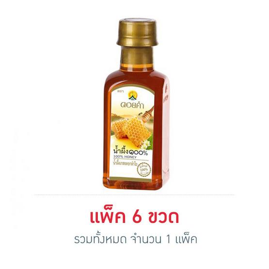 ดอยคำ น้ำผึ้ง 230 กรัม แพ็ค6