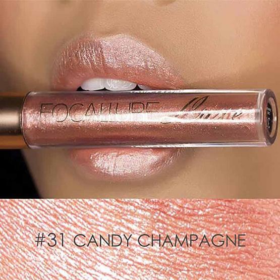 FOCALLURE ลิปสติก chameleon waterproof lipstick #31