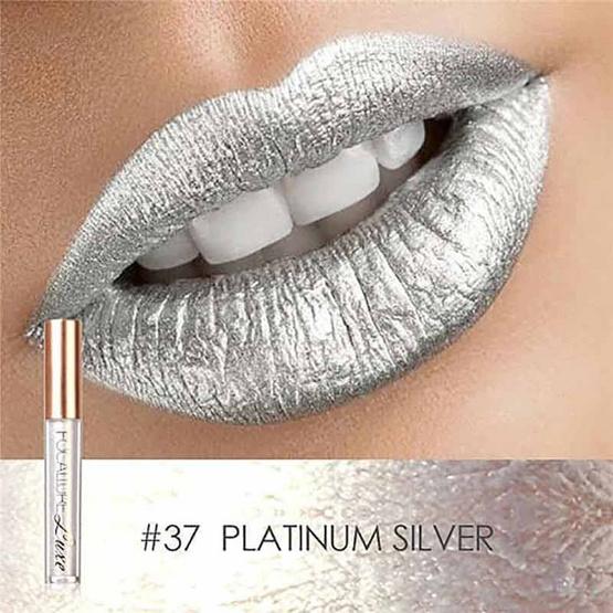FOCALLURE ลิปสติก chameleon waterproof lipstick #37