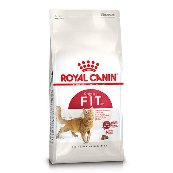 Royal Canin อาหารแมวโต รูปร่างดี FIT