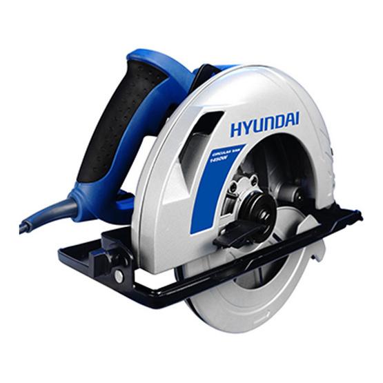 "HYUNDAI HD-320 7-1/4"" (1450W) เลื่อยวงเดือน"