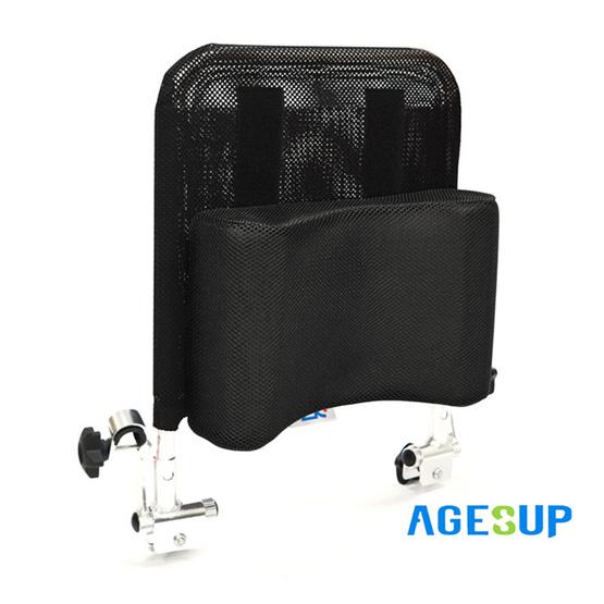 Agesup ที่รองคอสำหรับรถเข็นผู้สูงอายุ รุ่น Filo-B01 สีดำ