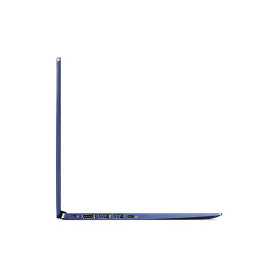 Acer Notebook Swift SF515-51T-54T2 i5-8265U 8G 256G UMA W10 B Charcoal Blue (NX.H69ST.001)