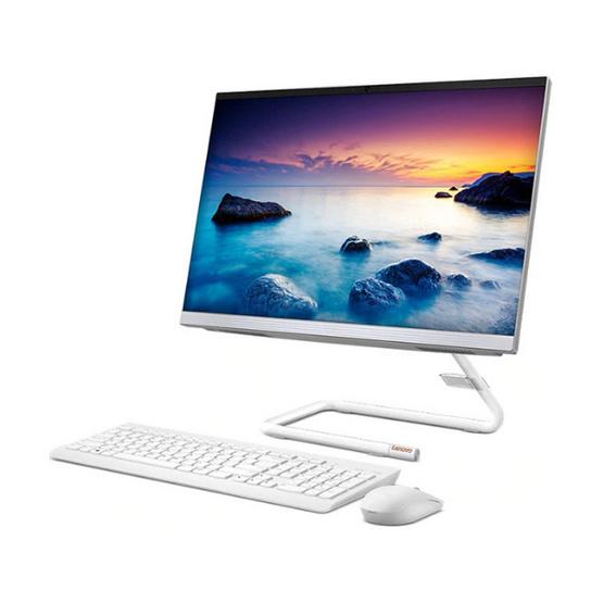 Lenovo All In One Computer ideacentre AIO A340-22IWL PQC5405U 4GB 1TB Int W10 3Y White