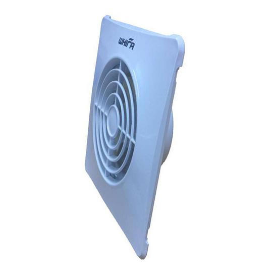 Whifa พัดลมระบายอากาศติดผนัง รุ่น VNB-10CK ขนาด 3.5 นิ้ว สีขาว