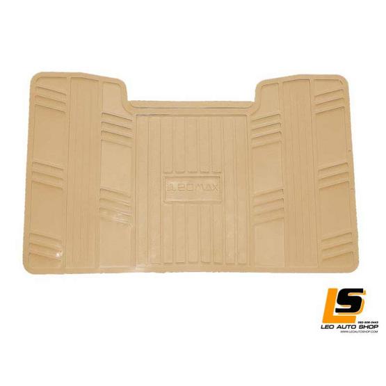 LEOMAX ถาดปูพื้นพลาสติก PVC รุ่น SPIRIT LION ชุด 5 ชิ้น (สีครีม)