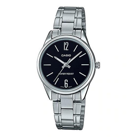 Casio นาฬิกาข้อมือผู้หญิง LTP-V005D-1B