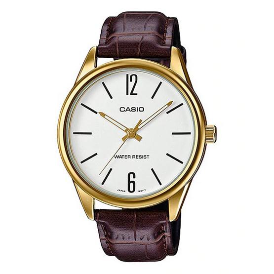 Casio นาฬิกาข้อมือชาย MTP-V005GL-7B