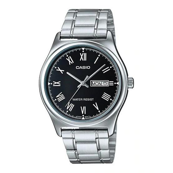 Casio นาฬิกาข้อมือชาย MTP-V006D-1B