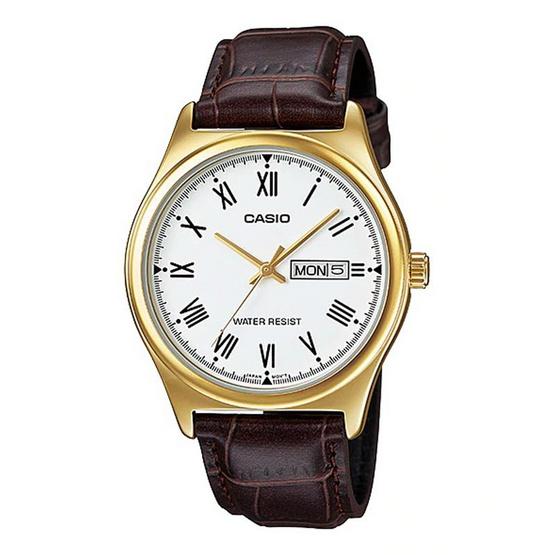 Casio นาฬิกาข้อมือชาย MTP-V006GL-7B