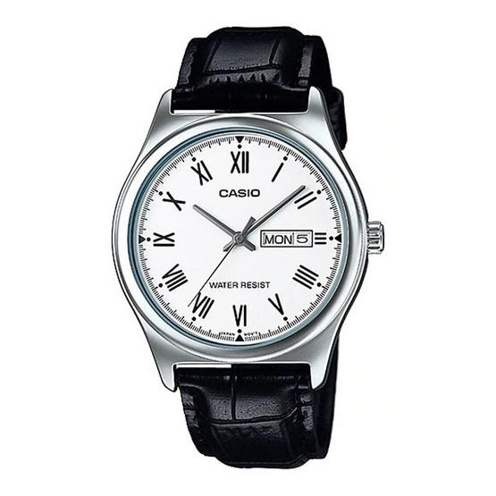 Casio นาฬิกาข้อมือชาย MTP-V006L-7B
