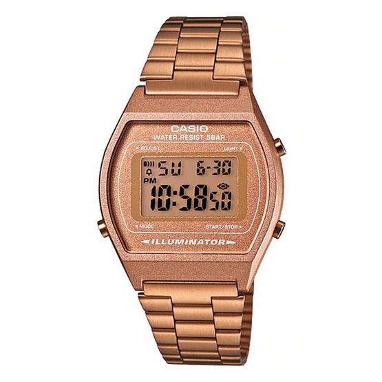 Casio นาฬิกาข้อมือหญิง B640WC-5A