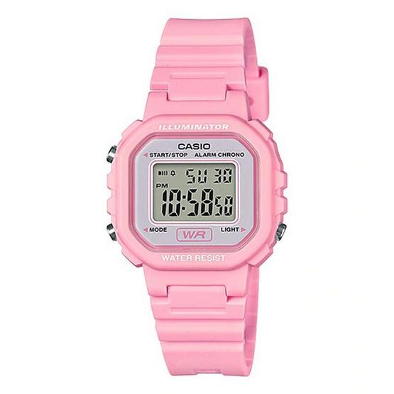 Casio นาฬิกาข้อมือหญิง LA-20WH-4A1
