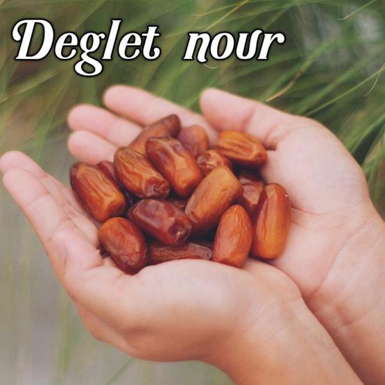 อินทผลัมผลแห้ง Deglet nour 300 กรัม