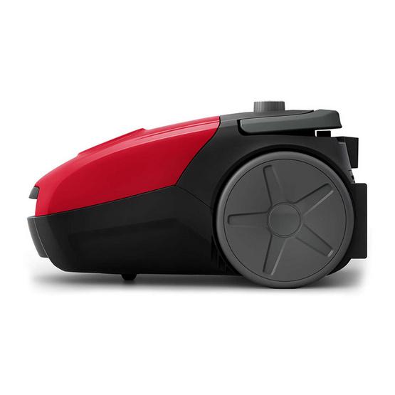 PHILIPS PowerGo เครื่องดูดฝุ่นมีถุงเก็บฝุ่น รุ่น  FC8293/02