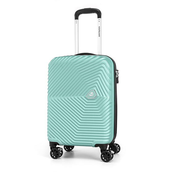 KAMILIANT กระเป๋าเดินทาง รุ่น KAMI 360 ขนาด 20 นิ้ว SPINNER 55/20 TSAMINT GREEN