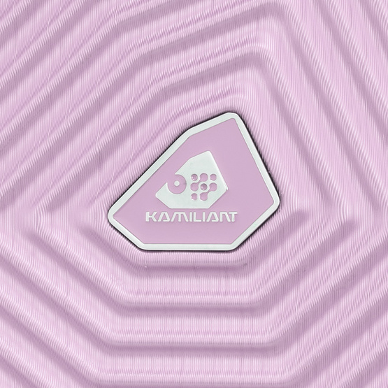 KAMILIANT กระเป๋าเดินทาง รุ่น KAMI 360 ขนาด 20 นิ้ว SPINNER 55/20 TSAROSE PINK