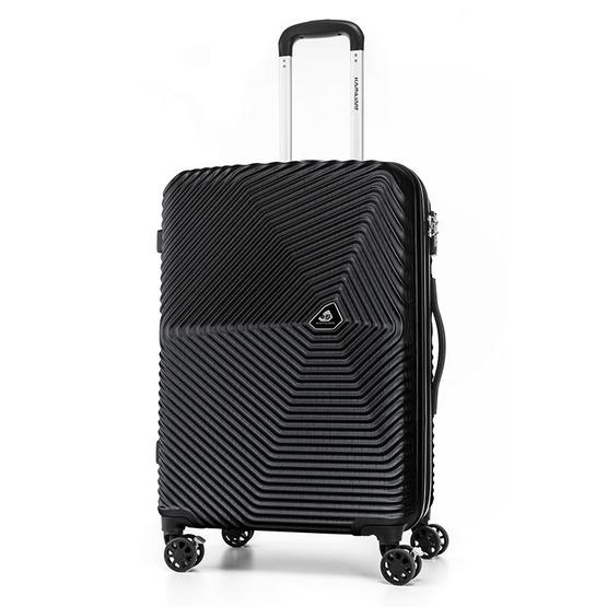 KAMILIANT กระเป๋าเดินทาง รุ่น KAMI 360 ขนาด 25 นิ้ว SPINNER 68/25 EXP TSASTORM BLACK