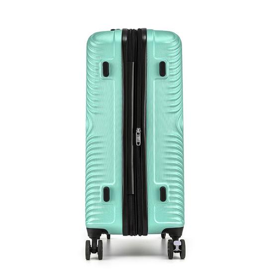 KAMILIANT กระเป๋าเดินทาง รุ่น KAMI 360 ขนาด 25 นิ้ว SPINNER 68/25 EXP TSAMINT GREEN