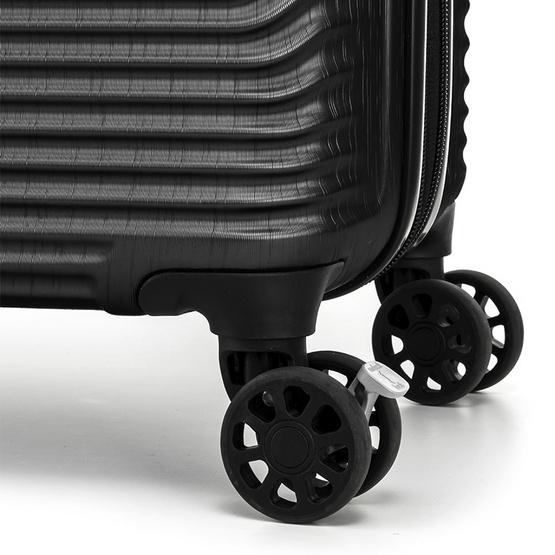 KAMILIANT กระเป๋าเดินทาง รุ่น KAMI 360 ขนาด 29 นิ้ว SPINNER 79 /29 EXP TSASTORM BLACK
