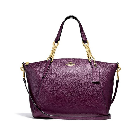COACH F31409 SMALL KELSEY CHAIN SATCHEL (IMO2A)[MCF31409IMO2A]