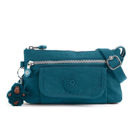 กระเป๋า Kipling Alwyn - Gleaming Green[MCAC78063AU]