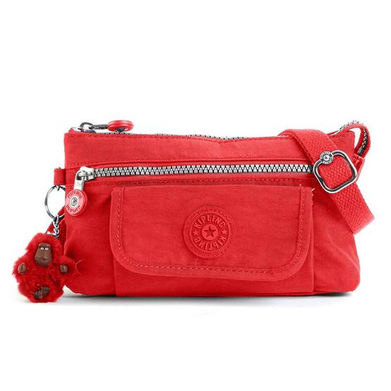 กระเป๋า Kipling Alwyn - Cherry[MCAC78066CH]