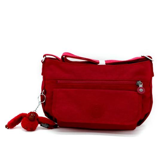 กระเป๋า Kipling Syro - Radiant Red C[MCK1316348W]
