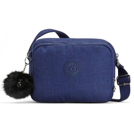กระเป๋า Kipling Silen - Cotton Indigo[MCK7014048G]