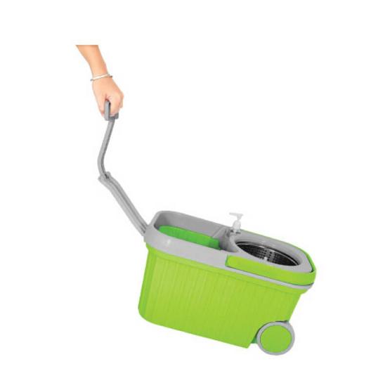 Klass Spin mop ชุดม็อบถังปั่น